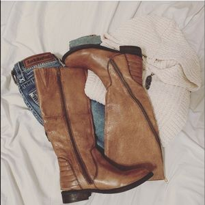 NWOB Beautiful Leather Riding Boots👢